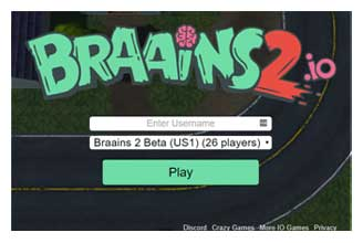 Play Braains2.io Online